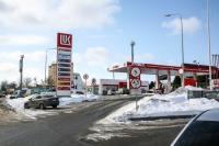 Благодаря Лукойлу жители 2-го километра живут в атмосфере вокзала