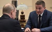 Глава Волгоградской области отчитался перед президентом за наводнение