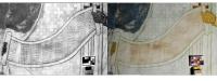 Палимпсест - это рукопись, написанная поверх стертого более раннего текста.