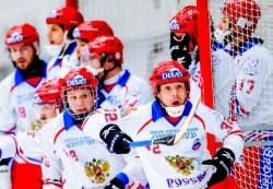 Сборная России по хоккею с мячом вышла в финал ЧМ – 2017