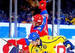 Россия обыграла Швецию в Еврохоккейтуре