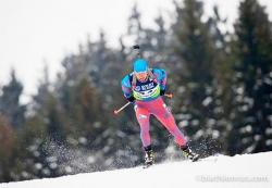 Объявлен состав сборной России в первой гонке на ЧМ – 2017 по биатлону