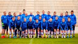 Женская сборная России сыграет два матча в США