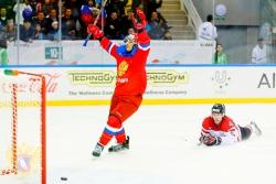 Россия U16  уступила финнам на турнире «Четырех наций»