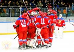 Россия U16 победитель турнира «Четырех наций»