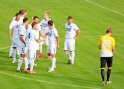 «Ротор-Волгоград» сыграл первый матч в Крымске