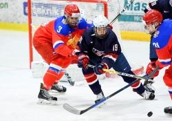 Бесславное выступление России U18 на турнире «Пяти наций»