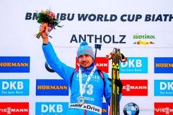 Шипулин выиграл золото в индивидуальной гонке