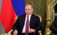 Владимир Путин прибыл в Германию на саммит G20