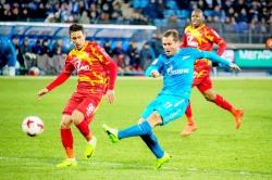 «Зенит» (Санкт-Петербург) – «Арсенал» (Тула) – 2:0