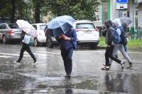 Долгожданные дожди придут в Волгоград