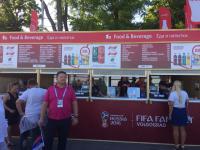 Волгоградцы назвали цены на Фанфесте ФИФА приемлемыми
