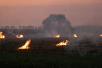 МЧС: в Волгограде и области на выходных сохранится высокая опасность пожаров