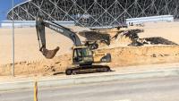Эксперт назвал причины оползней на стадионе «Волгоград-Арена»