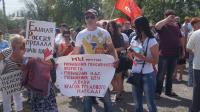 Очередной митинг против пенсионной реформы пройдет в Красноармейском районе