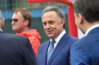 Медведев назначил Мутко главным по казначейству