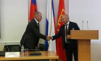 Главой Волгограда стал Виталий Лихачев