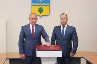 Игорь Воронин официально стал главой Волжского