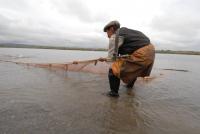 В Ленинском районе задержали рыбака-браконьера