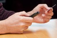 Сообщение на мобильный из псведобанка лишило волгоградку 46 тысяч