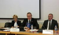 Председателем горДумы в Волгограде стал единственный кандидат