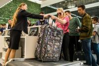 В аэропортах России предлагают сократить количество сообщений по громкой связи