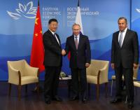 Президент России заявил о возможности заключения мирного договора с Японией