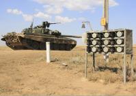 Под Волгоградом расстреляли более 50 тонн боеприпасов