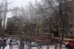 Взрыв в саратовском многоэтажке произошел из-за включенного света