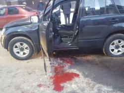 В Рязани женщину пытались взорвать в собственном автомобиле