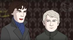 Камышинский мультипликатор «отомстил за слитого Шерлока»