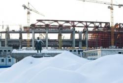 Власти Петербурга выделили «Зенит-Арене» еще 2 млрд рублей