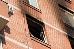 30 человек эвакуировали из горящих домов на севере Волгограда