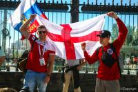 Мошка не помешала Англии выиграть у Туниса