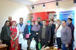 Иранские гости в Волгограде