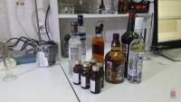 Контрофакт алкоголь и табак