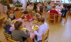 Питание в детских садах