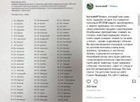 Список, проголосовавших против закона
