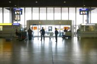 Туристов из Турции в российских аэропортах встречают с градусником
