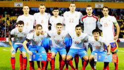 Сборная России по футболу обыграла Португалию