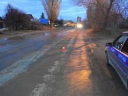 В столкновении двух легковушек под Волгоградом погиб дедушка, ранен внук