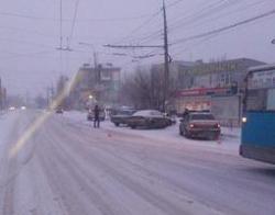На Рождество гаишники поймали 720 водителей за нарушения правил дорожного движения