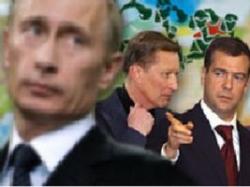 Эволюция российского руководства