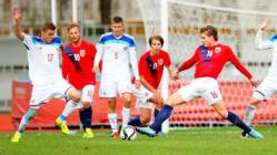 Сборная России U-19 по футболу поедет на элитный раунд ЕВРО – 2016