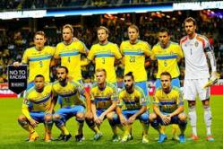 Швеция назвала список футболистов на матч с Россий