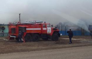 Под Волгоградом в жилом доме сгорели два человека