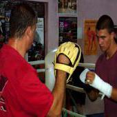 Победа на ринге ценой перелома руки