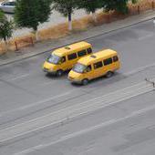 Волгоградцев пересадят из маршрутных «ГАЗелей» в «Форды»?