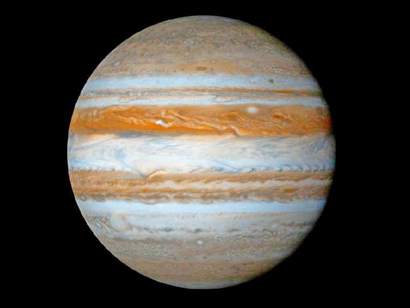 Уфимцы смогут наблюдать противоборство Юпитера