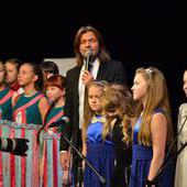 Дмитрий Маликов в Волгограде провел «Урок музыки»